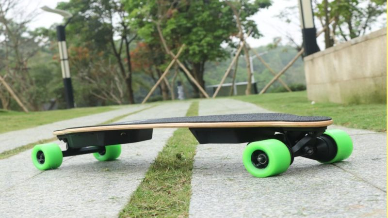 The Boosted Board Killer Electric Skateboard- Ownboard W2