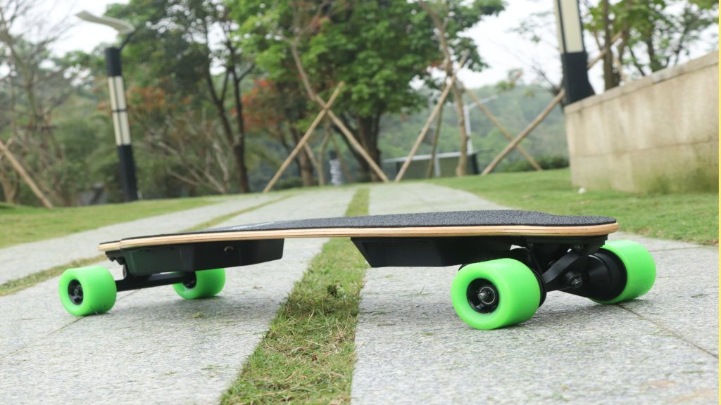 The Boosted Board Killer Electric Skateboard- Ownboard W2