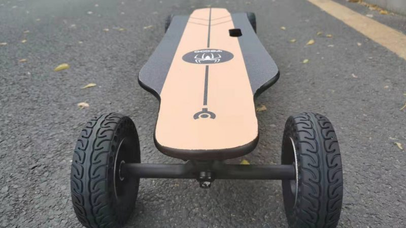 Yecoo GT (2-in-1) Off-Road Electric Skateboard Review